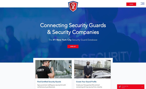 Guard Arena Featuring Wix Code:  - User Profiles - Search Feat...