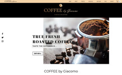 Coffee By Giacomo Online Coffee Shop