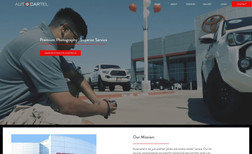 Autocartel Mission: Create a well-branded modern design to po...