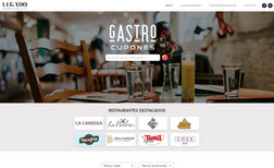 Gastro Cupones New Design - Search & Multiple Filters using Datab...