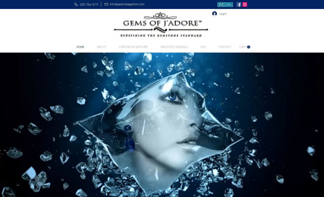 J'adore Sapphire Emerald and Sapphire jewelry store in the Diamond ...