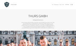Thurs GmbH Security Website