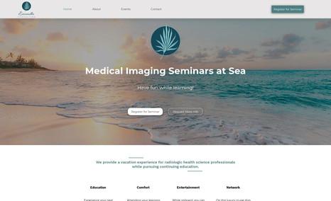 Medical Imaging Seminars at Sea