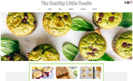 the Healthy Little Foodie Health and lifestyle expert providing delicious he...