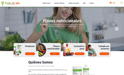 Arriba La Vida Desarrollamos el branding y la tienda online para ...