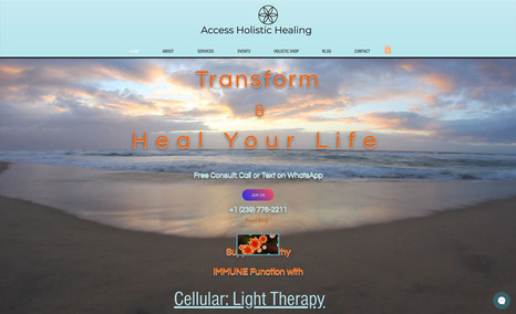 Access Holistic Healing Access Holistic Healing offers Light and Sound The...