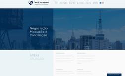 Jacobsen Mediacao Site de consultor / mediador
