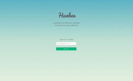 hunbee Coming Soon! A new social media platform where use...