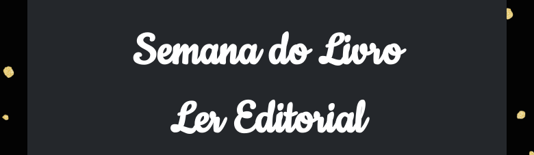 Semana do LivroLer Editorial