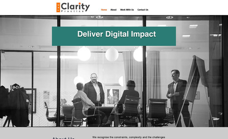 The Clarity Practice The Clarity Practice - Birmingham - Working for or...
