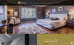 The Law Offices of Rimma Elbert This has a luxurious & exciting feel!