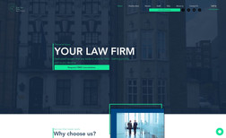 law-firm-template