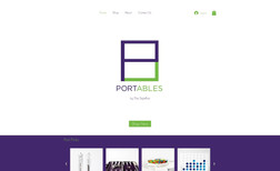 Portables Home Goods & Accessories Lisi Port, a fashion industry veteran and former h...