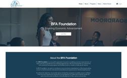 BFA Foundation SEO & Re-design
