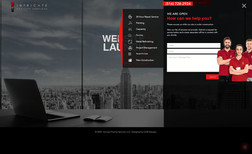 Temp Landing Page for IFS An under construction page for Intricate Facility ...