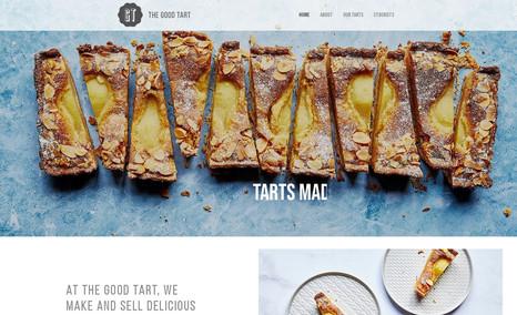The Good Tart London based cake maker.