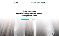 Sequoia Partners International Consulting Services Feel the strength of the forest. 🌲