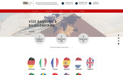 Visa Ofis Visa Consultancy Website